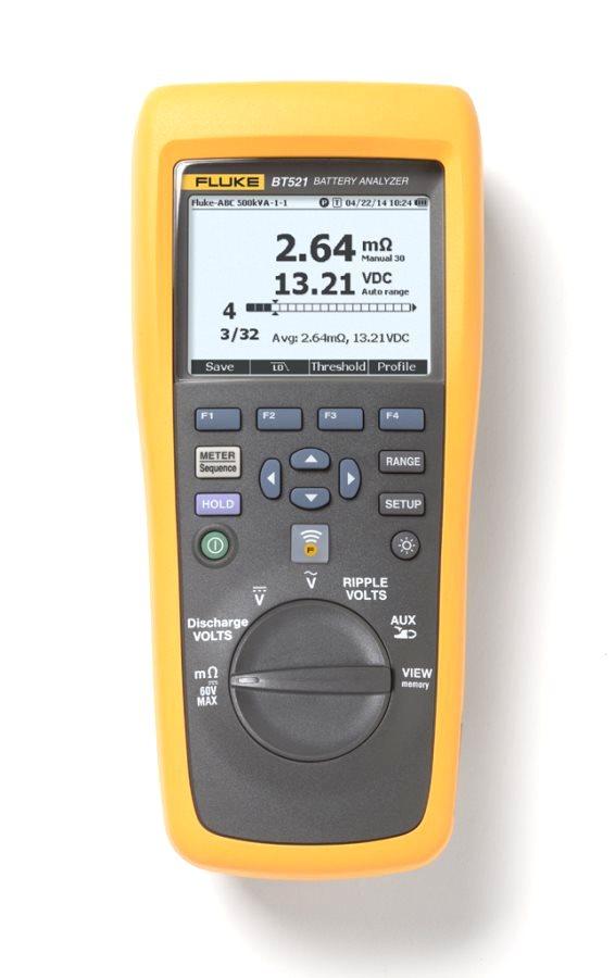 Анализатор батарей для