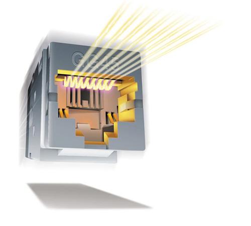 Коннектор GG45