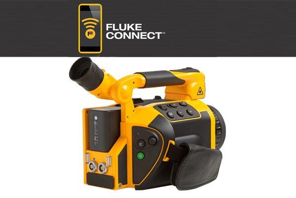 профессиональный тепловизор Fluke tix660