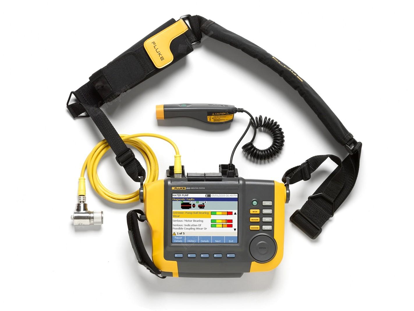 fluke 805 vibration meter manual