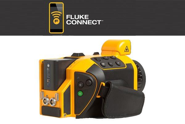 профессиональный тепловизор высшего класса Fluke tix640